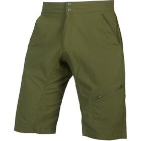 Endura Hummvee Lite Shorts with Liner Men olive green